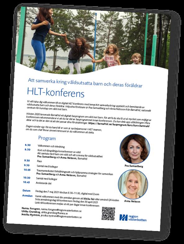 Program för en HLT-konferens