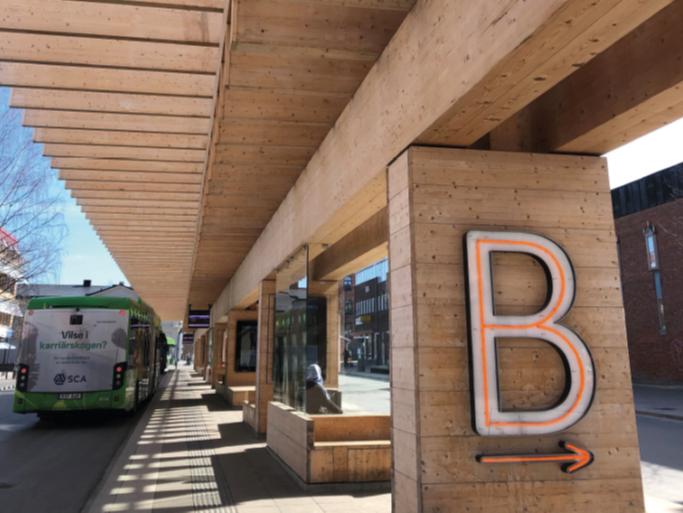 City projektet – Umeå