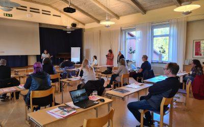 Uppskattad invigning av utbildning om PEER-Support